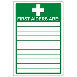 Eco-Friendly First Aiders