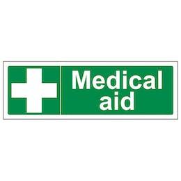 Medical Aid - Landscape