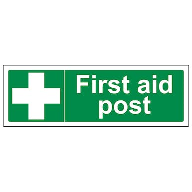 First Aid Post - Landscape