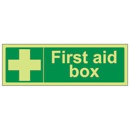 GITD First Aid Box - Landscape