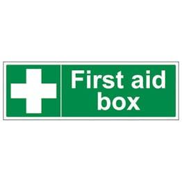 Eco-Friendly First Aid Box - Landscape