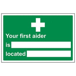 Eco-Friendly Your First Aider Is Located