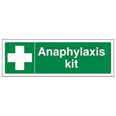 Anaphylaxis Kit - Landscape