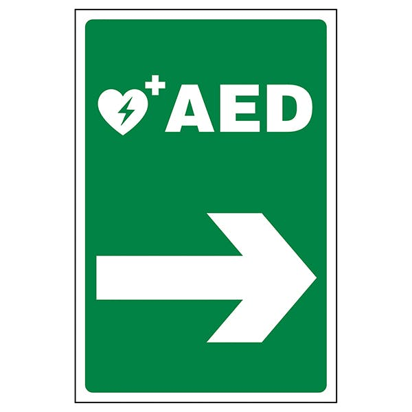 AED Arrow Right