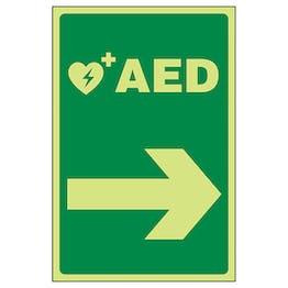 GITD AED Arrow Right