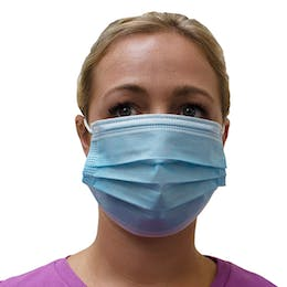Disposable 3 Ply Masks