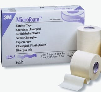 3M Microfoam Surgical Tape