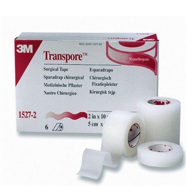 3M Transpore Surgical Plastic Tape
