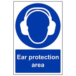 Ear Protection Area - Polycarbonate