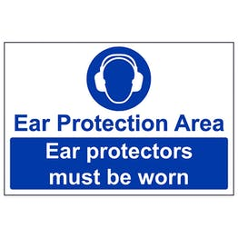 Ear Protection Area - Landscape