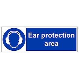 Ear Protection Area - Landscape