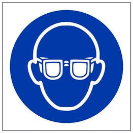 Eye Protection Symbol
