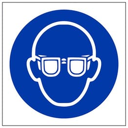 Eco-Friendly Ear Protection Symbol