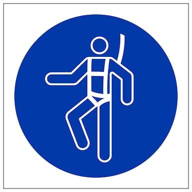 Safety Harness Symbol