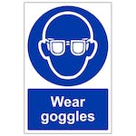 Wear Goggles - Polycarbonate