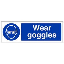 Eco-Friendly Wear Goggles - Landscape