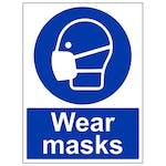 Wear Masks - Polycarbonate