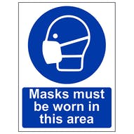 Mandatory PPE Signs