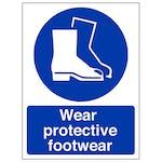 Wear Protective Footwear - Polycarbonate