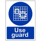 Use Guard - Portrait
