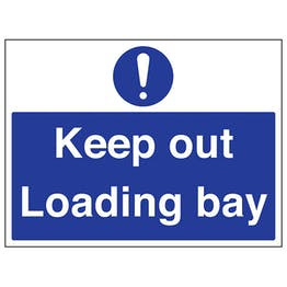 Keep Out, Loading Bay