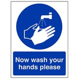 Hygiene & Infection Control Signage