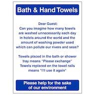 Bath & Hand Towels