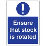 Ensure That Stock is Rotated
