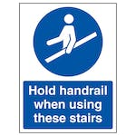 Stair Safety Signs