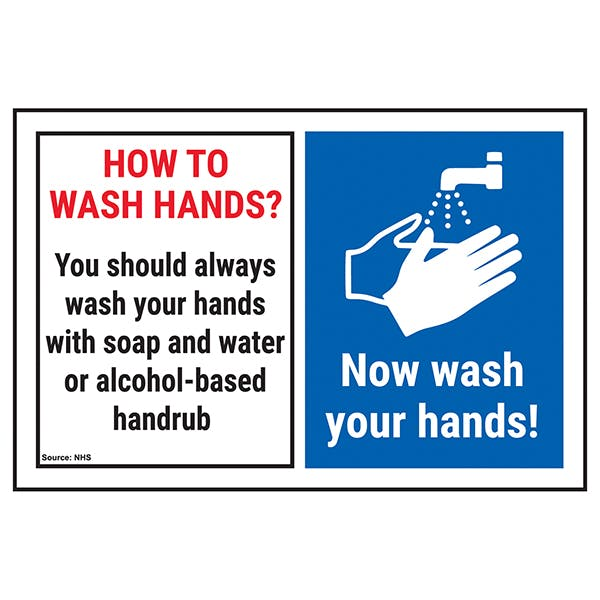 How To Wash Hands? You Should...Now Wash Your Hands!
