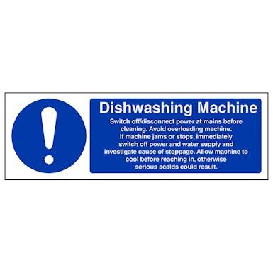 Dishwashing Machine - Landscape