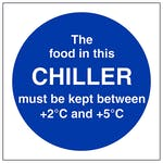 The Food In This Chiller