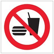 No Food Or Drink Symbol