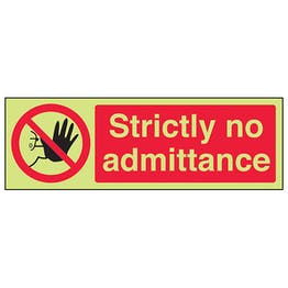 GITD Strictly No Admittance