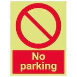 GITD No Parking - Portrait