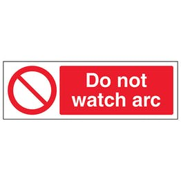 Do Not Watch Arc - Landscape
