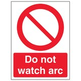 Do Not Watch Arc - Portrait