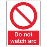 Do Not Watch Arc - Portrait