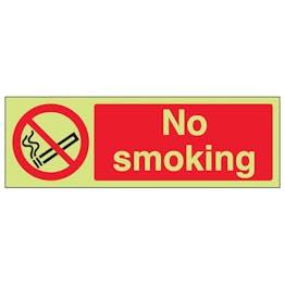GITD No Smoking - Landscape