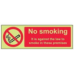 GITD No Smoking Law - Landscape