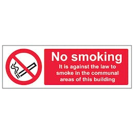 Eco-Friendly No Smoking In Communal Area - Landscape