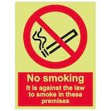 GITD No Smoking On These Premises