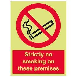 GITD Strictly No Smoking