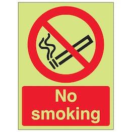 GITD No Smoking - Portrait