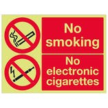 GITD No Smoking No Electronic Cigarettes