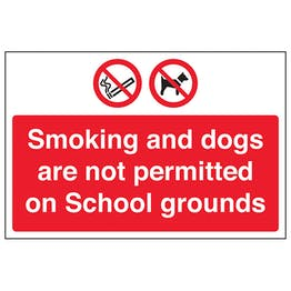 Smoking and Dogs Not Permitted
