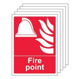 5PK - Fire Point - Portrait