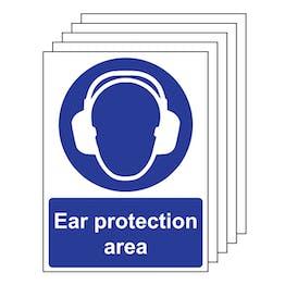5PK - Ear Protection Area - Portrait