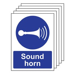 5PK - Sound Your Horn - Portrait
