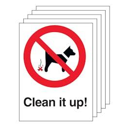 5PK - Clean It Up!